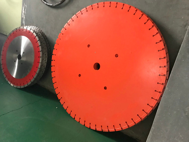Big and Fast Cutting Diamond circular saw blade for masonry